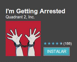 Aplicativo permite notificar amigos que você está sendo preso