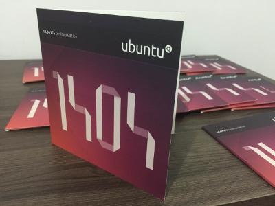 FLISOL 2015 com Ubuntu